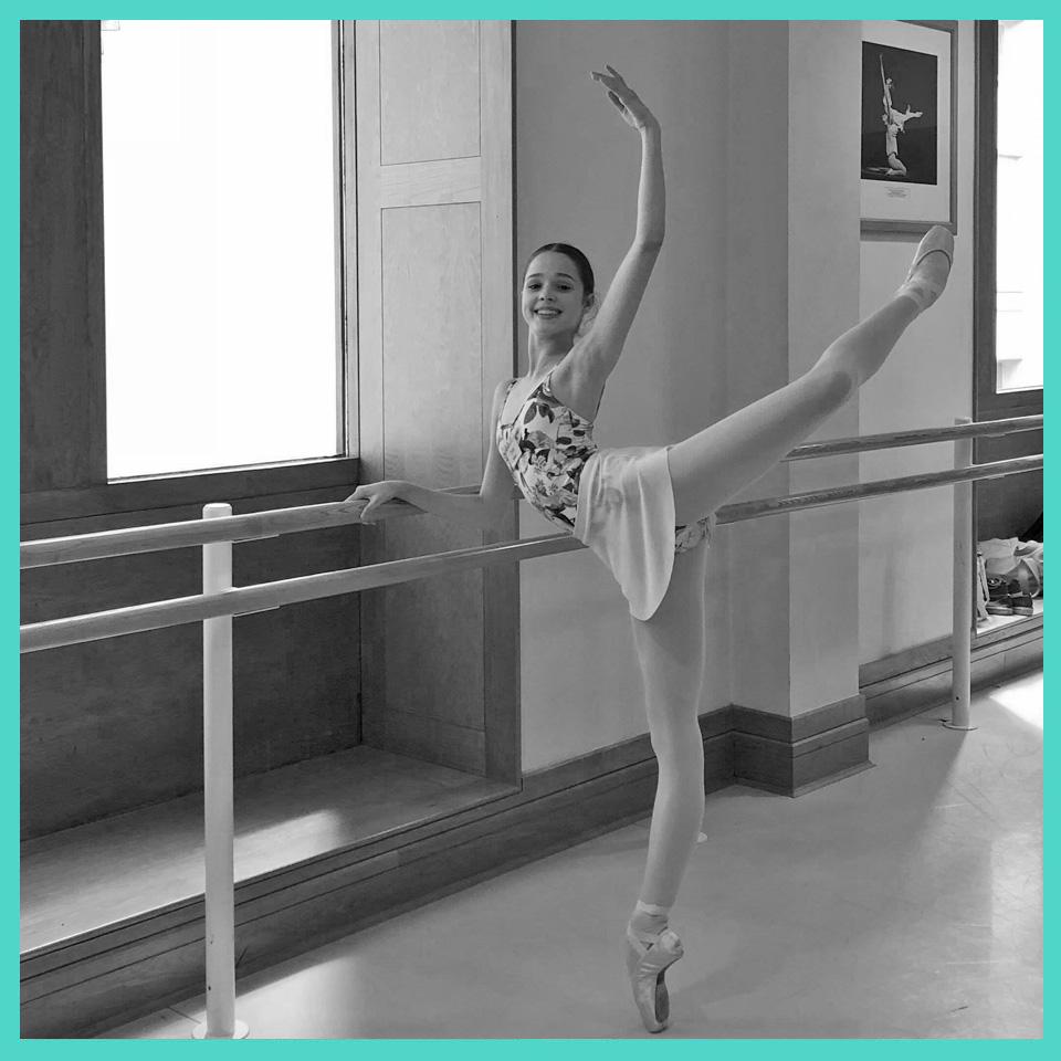 Royal Ballet School!
